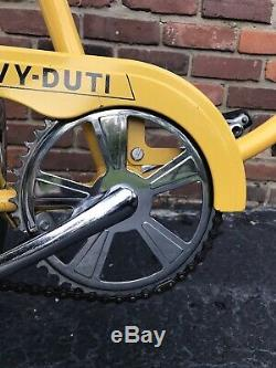 Schwinn Heavy-Duti Bicycle Vintage Cruiser Classic