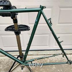 Schwinn High Sierra Frame set, Vintage Mountain Bike Touring 57cm