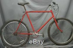 Schwinn High Sierra Vintage Mountain Bike XXL 80s Large MTB Internal hub Charity