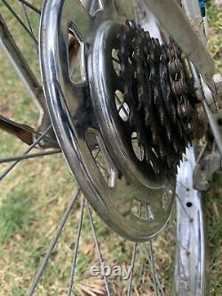 Schwinn Hurricane 5 Vintage Bike Frame Krate Rear Rim BMX Old School