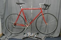 Schwinn Paramount Vintage Road Bike PDG Tange 58cm Large Gravel Steel Charity
