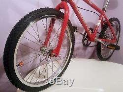 Schwinn Predator Phantom Ex 1991 Vintage Bmx Bike 20 Racing Bicycle