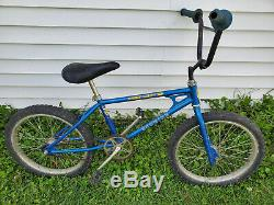 Schwinn Scrambler BMX Bike Vintage Old School RARE
