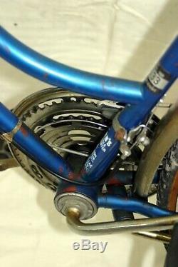 Schwinn Step-thru Vintage Cruiser Bike M 55cm 26 City Comfort Steel For Charity
