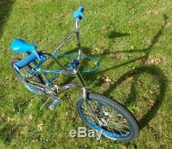 Schwinn Sting Competition BMX Bike Vintage The Old School