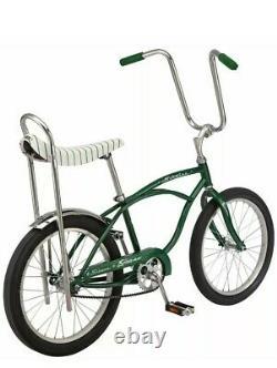 Schwinn StingRay Vintage Classic Retro Banana Seat Bicycle Sting Ray Bike