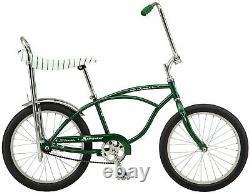 Schwinn StingRay Vintage Retro Classic Bicycle Cruiser Bike Green 2020