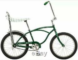 Schwinn StingRay Vintage Retro Classic Cruiser Bike Green 2020 Release NIB