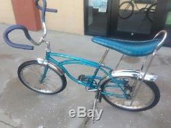 Schwinn Stingray 1966 Vintage Muscle Bike