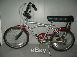 Schwinn Stingray 1976 Hurricane Vintage Bicycle