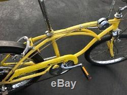Schwinn Stingray Vintage Bicycle