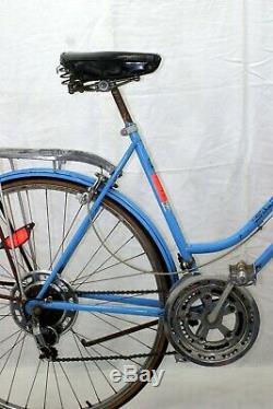 Schwinn Suburban Bike Large Vintage Cruiser 58cm 1970's USA Made Steel Charity