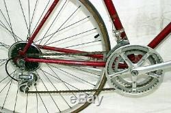 Schwinn Traveler Vintage Touring Bike Small 48cm Suntour SVX 4130 Chromoly Steel