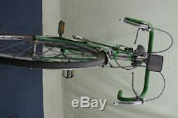 Schwinn Varsity Vintage Road Bike S 47cm Chicago USA Made Steel Touring Charity