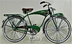 Schwinn Vintage Bicycle Rare 1950s Bike Cycle Metal Model Length 11.5 Inches