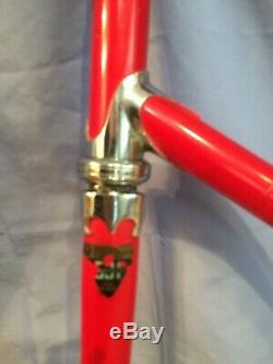 Schwinn Volare Reynolds 531 vintage frame, 62cm X 59cm, Chrome, RARE