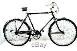 Schwinn World Champion Cruiser Bike 59cm Large Sturmey Arnold & Co Steel Charity