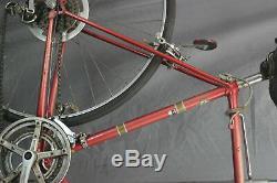 Schwinn World Sport Vintage Road Bike 70s Lugged Steel L Suntour Touring Charity