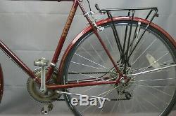 Schwinn World Tourist Vintage Touring Road Bike Medium 55.5cm Steel USA Charity