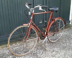 Schwinn World Tourist mens 10 speed bike Bicycle street vintage antique used wow