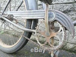 Schwinn cycle truck bicycle barnfind 1950 vintage