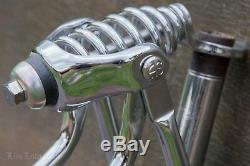Sweet 26 Vintage Schwinn Bicycle SPRINGER FORK Lowrider Chopper Cruiser Bike