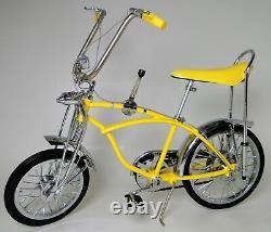 Too Small to Ride Schwinn Vintage Bicycle Bike 1960s Antique Metal Model