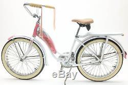 Used Vintage 1949 Schwinn Chicago Starlet 20 Girls' Cruiser