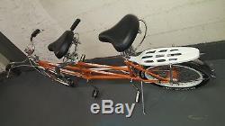 VINTAGE 1968 SCHWINN STINGRAY MINI TWINN S2 Drum one days offer buying now