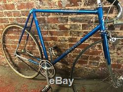 VINTAGE 1976 SCHWINN PARAMOUNT TRACK BIKE Bicycle Campagnolo Record 56cm, 21