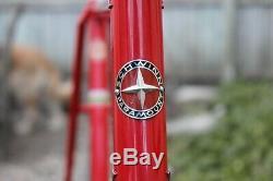 VINTAGE 1976 SCHWINN PARAMOUNT TRACK BIKE Bicycle Campagnolo Record 58cm 23'