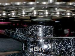 VINTAGE SCHWINN PARAMOUNT (made by WATERFORD) SER. # 580DMW M89124