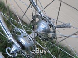 VIntage Schwinn Paramount Touring Bike 15 Speed Campagnolo Hubs Crankset + More