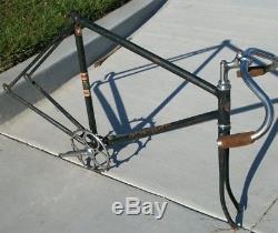 VTG 1940s ARNOLD SCHWINN NEW WORLD RACE BIKE ALL ORIG AS&CO ROAD BIKE PARAMOUNT