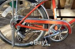VTG 1970's SCHWINN FASTBACK STING RAY KRATE SUPER DELUXE BICYCLE