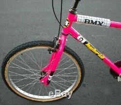 VTG 80s GT 24 PERFORMER NOS OLD SCHOOL BMX BIKE ARAYA KOS CRUISER LAGUNA S&S ORG