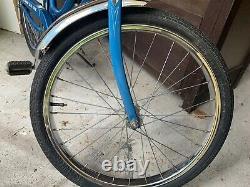 VTG Schwinn Muscle Bike Slik Chik Original Sting-Ray Girls 1967 Free Shipping
