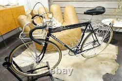 VTG Schwinn Voyageur SP Columbus Tenax Steel Touring 56cm Racks 18 Speed Bike