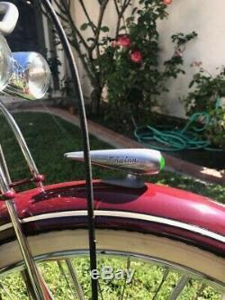 Vintage 1937 Prewar Schwinn Autocycle Deluxe