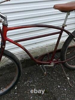 Vintage 1950 Schwinn Panther Men's Bicycle