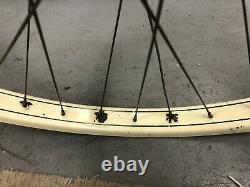 Vintage 1950s Schwinn Hornet 26 S-2 Original Paint Ivory Rims Wheels