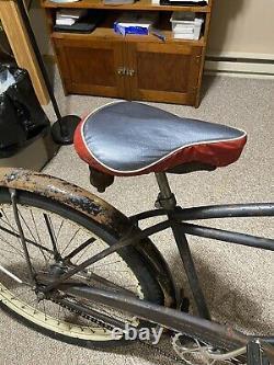 Vintage 1951 Schwinn Admiral Skip Tooth Bicycle