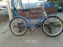 Vintage 1953 B. F. Goodrich Junior Miss Bicycle 24' in. Goodyear tires
