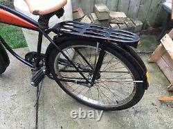 Vintage 1955 Schwinn Hornet Bike All Original