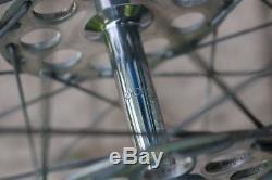 Vintage 1957 CIRCA restored Schwinn Paramount three speed touring bike