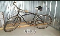 Vintage 1959 Schwinn Corvette Bicycle All Original 3 Speed Serial # J931909