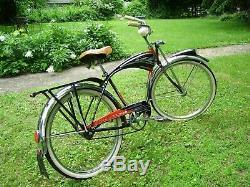 Vintage 1959 Schwinn Phantom Bicycle
