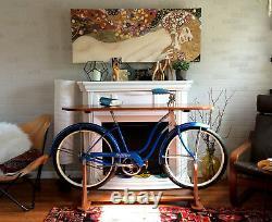 Vintage 1959 Schwinn Spitfire Bicycle Table