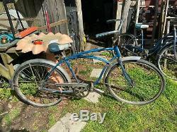 Vintage 1960s Schwinn Boys Bicycle Mid Century BIKE
