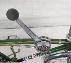 Vintage 1960s Schwinn Sting-Ray Fastback 5-Speed Stik-Shift Bicycle Banana Seat